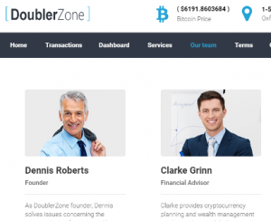 doubler zone team members