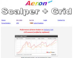 Aeron scalper ea review