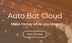 Auto Bot Cloud